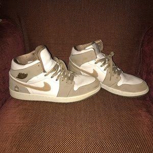 Jordan 1 tan color